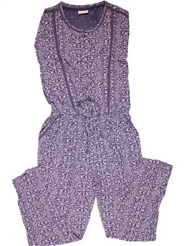 Short jumpsuit girl NEXT gray 11 years summer #32366_1