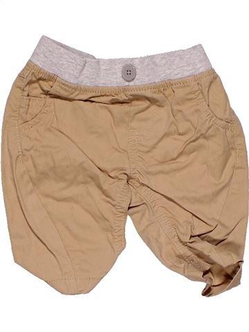 Short pants boy NEXT brown 1 month summer #32384_1