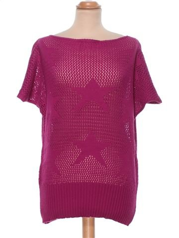 Short Sleeve Top woman JANINA UK 10 (M) winter #34232_1
