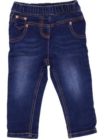 Jeans unisex NEXT blue 12 months winter #3571_1