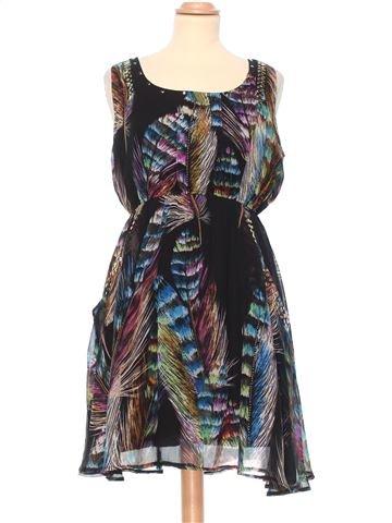 Dress woman APRICOT M summer #36172_1