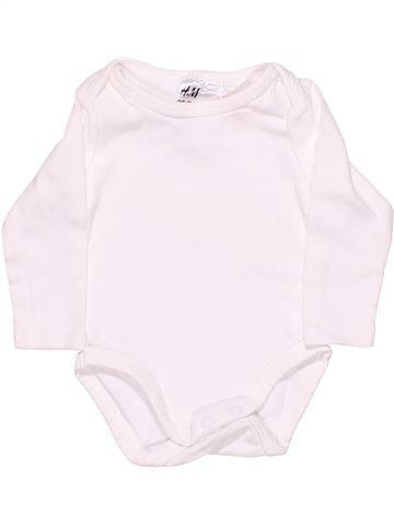 Long jumpsuit unisex H&M white 1 month winter #3692_1