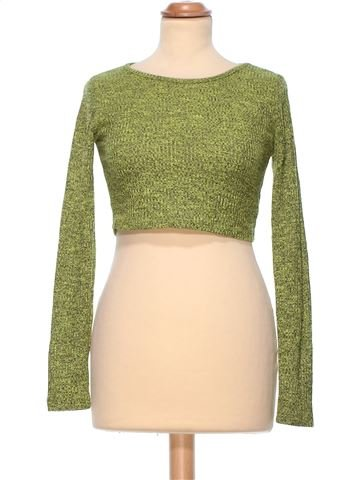 Long Sleeve Top woman RIVER ISLAND UK 10 (M) winter #37358_1