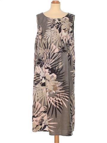 Dress woman DEBENHAMS UK 18 (XL) summer #374_1