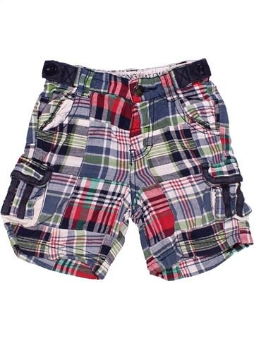 Short pants boy MONSOON purple 18 months summer #3938_1
