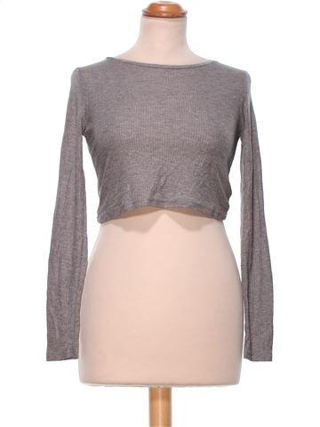 Long Sleeve Top woman TOPSHOP UK 6 (S) winter #39530_1