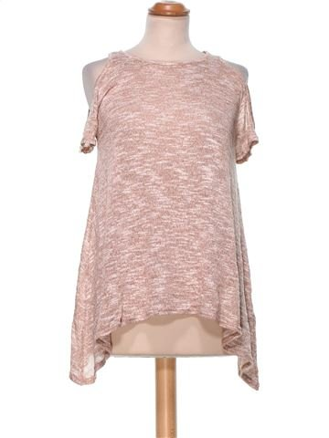 Short Sleeve Top woman NEW LOOK UK 10 (M) summer #39551_1