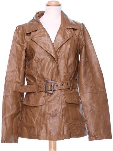 Synthetic Leather Jacket woman VERO MODA M summer #39897_1