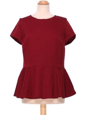 Short Sleeve Top woman NEW LOOK UK 14 (L) summer #40042_1