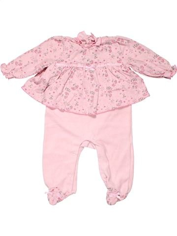 Costume girl NO BRAND pink 6 months winter #4119_1