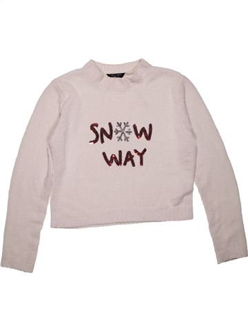 Jumper girl NEW LOOK pink 13 years winter #41566_1