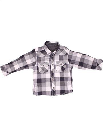 Long sleeve shirt unisex MATALAN gray 18 months winter #4206_1