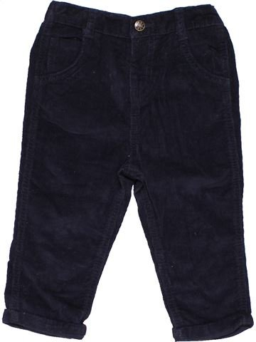 Trouser unisex M&CO black 18 months winter #4263_1