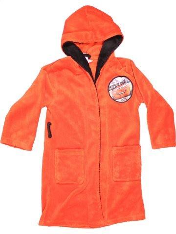 Dressing gown boy NO BRAND orange 6 years winter #4473_1