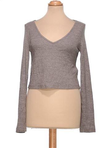 Long Sleeve Top woman TOPSHOP UK 12 (M) winter #44907_1