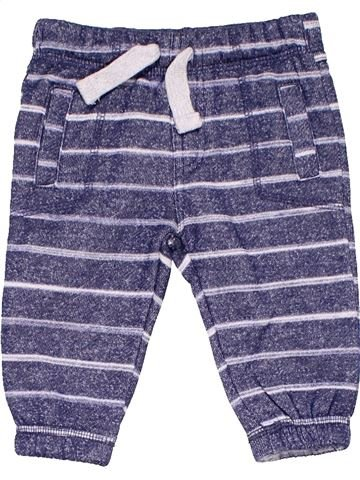 Trouser boy F&F blue 6 months winter #4655_1