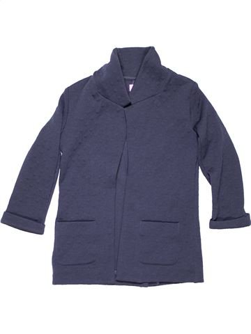 Jacket girl F&F blue 6 years winter #4726_1