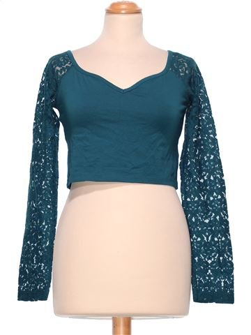 Long Sleeve Top woman MISS SELFRIDGE UK 12 (M) winter #48152_1