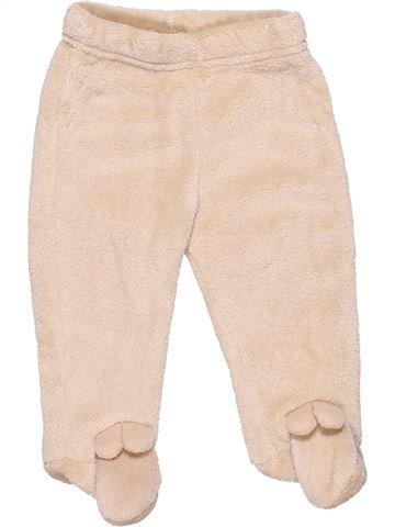 Trouser unisex BABY beige 6 months winter #4861_1