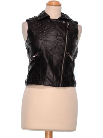 Synthetic Leather Jacket woman NEW LOOK UK 8 (S) summer #48751_1