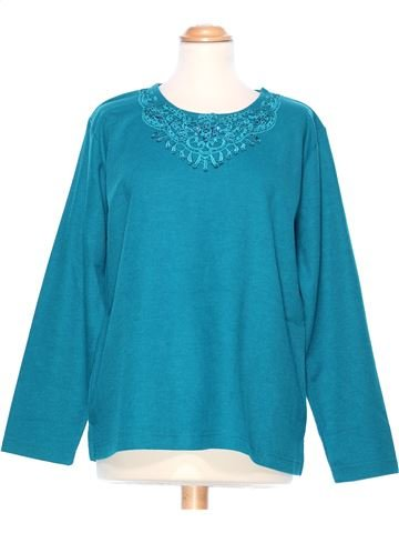Long Sleeve Top woman ISLE UK 16 (L) winter #50239_1