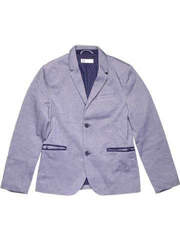 Blazer boy H&M purple 11 years winter #5068_1