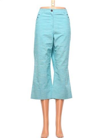 Cropped Trouser woman KLASS UK 14 (L) summer #51210_1