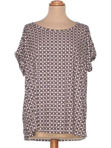 Short Sleeve Top woman PEACOCKS UK 20 (XL) summer #52098_1