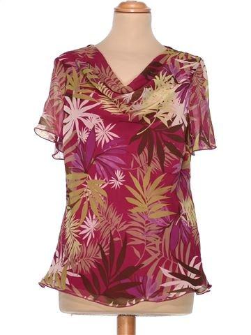 Short Sleeve Top woman M&S UK 12 (M) summer #52111_1