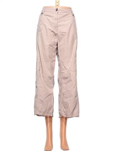 Cropped Trouser woman CANDA UK 22 (XXL) summer #52198_1