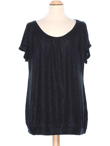 Short Sleeve Top woman M&S UK 16 (L) summer #52791_1