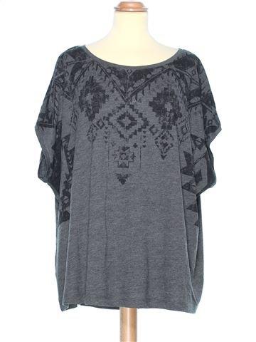 Short Sleeve Top woman CLOCK HOUSE UK 26 (XXXL) summer #53081_1