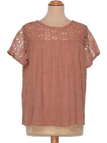 Short Sleeve Top woman PEACOCKS UK 14 (L) summer #53375_1