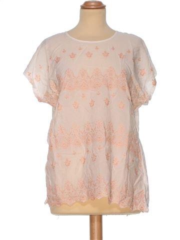 Short Sleeve Top woman INDIGO UK 12 (M) summer #5342_1