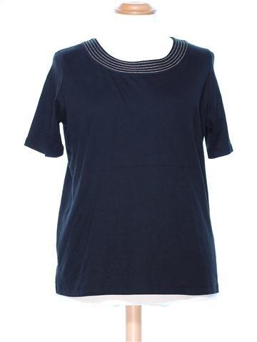 Short Sleeve Top woman MARKS & SPENCER UK 18 (XL) summer #53665_1
