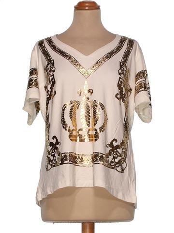 Short Sleeve Top woman POMPOOS UK 14 (L) summer #53955_1