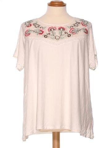 Short Sleeve Top woman RJR JOHN ROCHA UK 22 (XXL) summer #54341_1