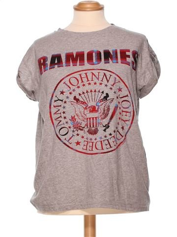 Short Sleeve Top woman RAMONES UK 18 (XL) summer #54546_1