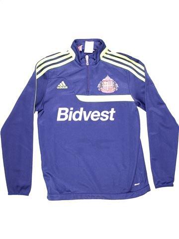 Sportswear boy ADIDAS purple 12 years summer #5454_1