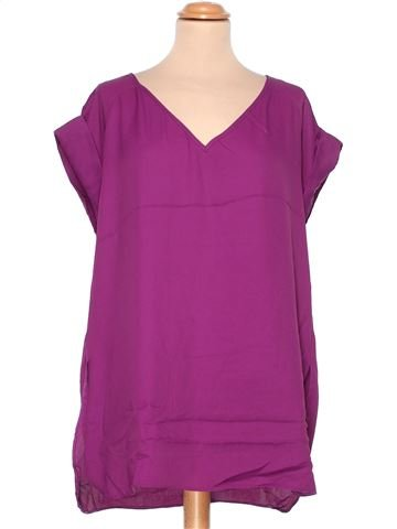 Short Sleeve Top woman RIVER ISLAND UK 14 (L) summer #54628_1