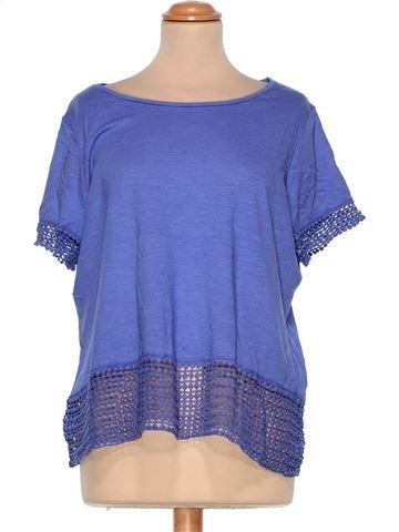 Short Sleeve Top woman M&CO UK 18 (XL) summer #54674_1