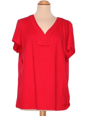 Short Sleeve Top woman MAINE UK 18 (XL) summer #54683_1