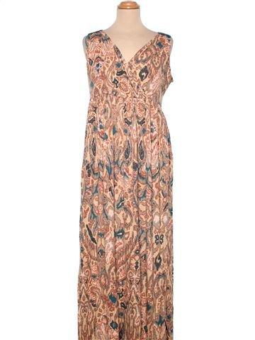 Dress woman INDIGO UK 12 (M) summer #54721_1