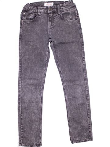 Jeans boy C&A gray 12 years summer #5501_1