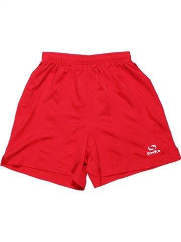 Sports short boy SONDICO red 13 years summer #5588_1