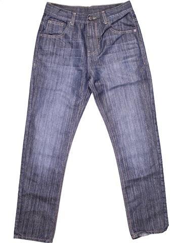 Jeans boy BHS gray 13 years winter #5620_1