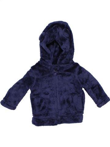 Jacket boy GEORGE blue 3 months winter #575_1