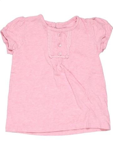 Tunic girl GEORGE pink 18 months summer #639_1