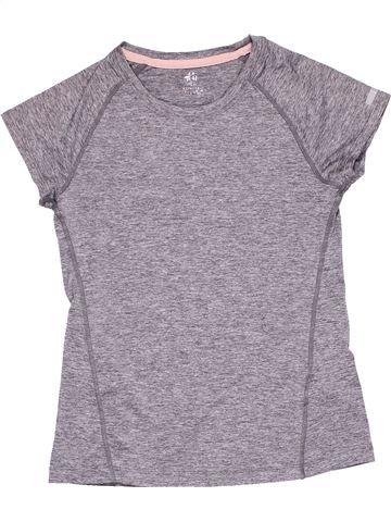Sportswear girl H&M gray 9 years summer #6497_1