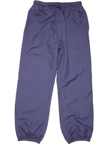 Trouser boy SCHOOL LIFE blue 9 years winter #6541_1